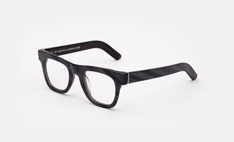Ciccio Optical Black Horn