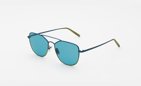 SUPER for I VISIONARI Sun Turquoise Fade