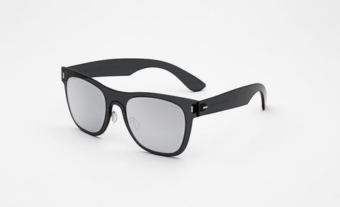 Duo-Lens Classic Silver&Black