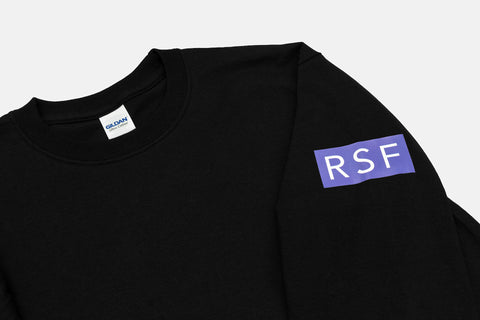 RSF T-SHIRT LONG BLACK