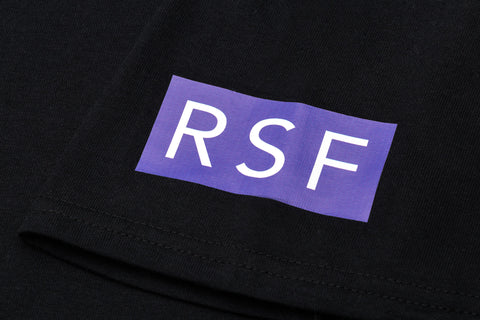 RSF T-SHIRT BLACK