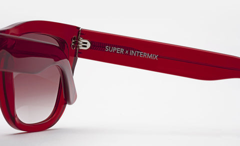 Gals Intermix Exclusive Trans Red