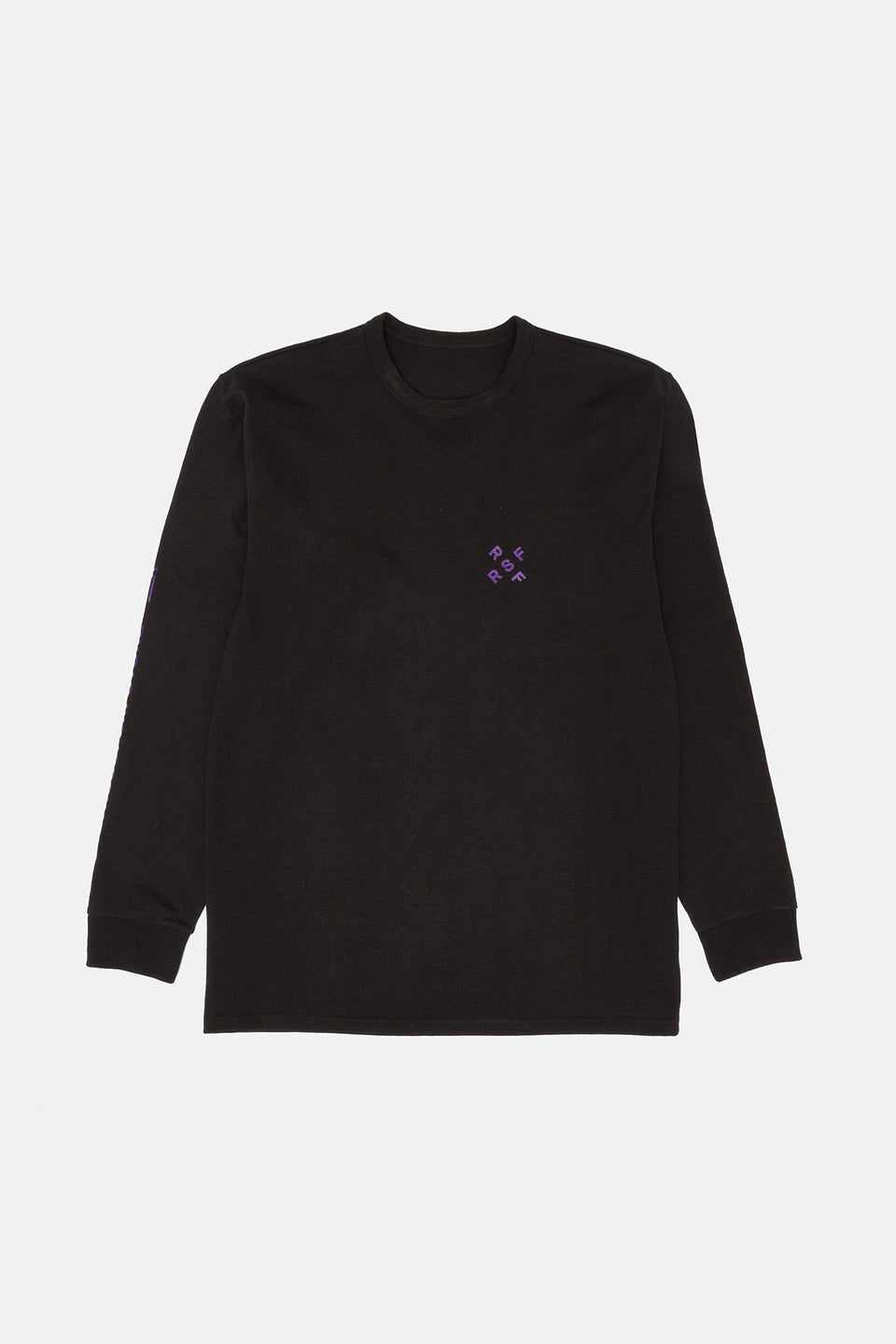 Long Sleeve Tee Purple VANS VAULT