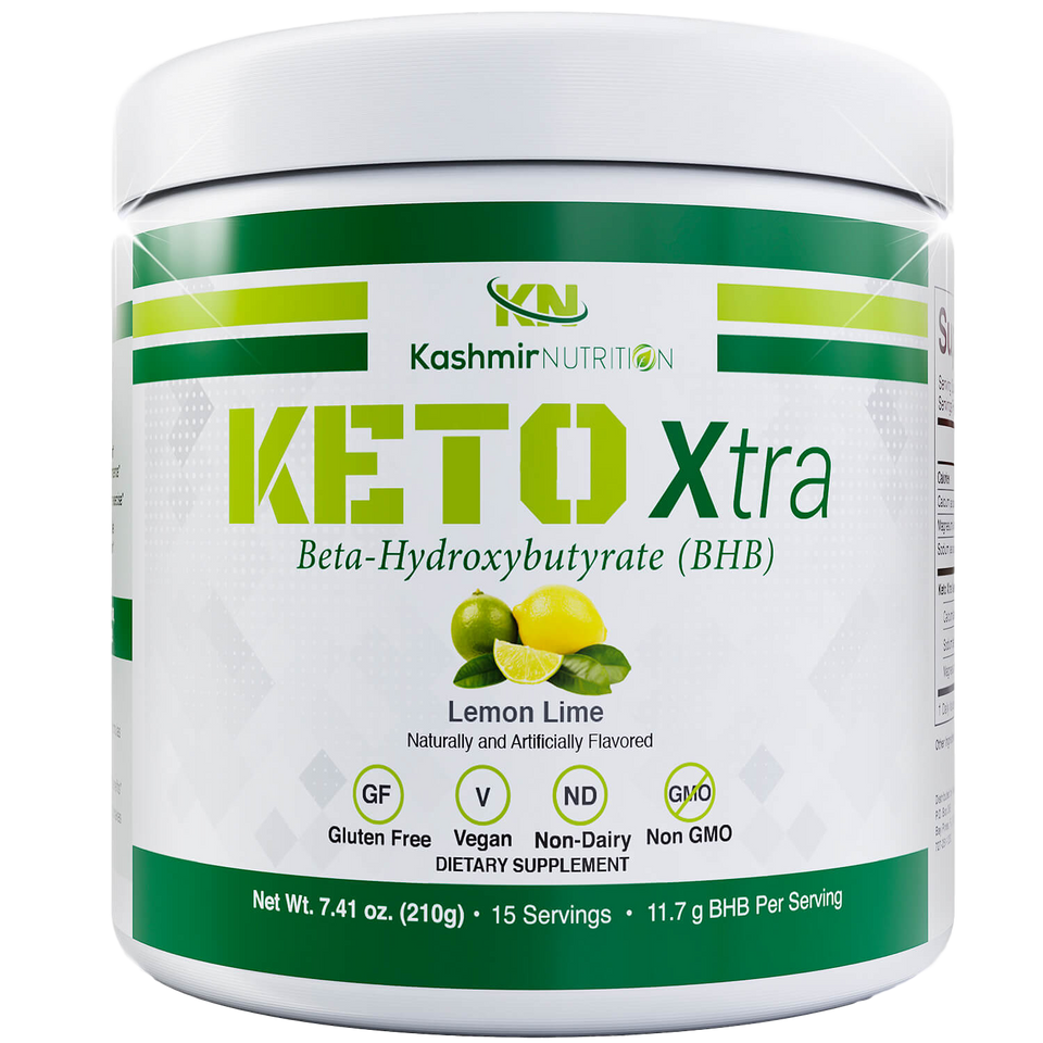 KETO XTRA (RASPBERRY LEMONADE)
