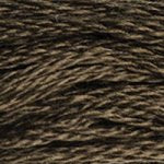 dark brown embroidery floss