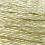 light yellow embroidery floss