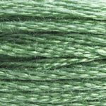 mint green embroidery floss
