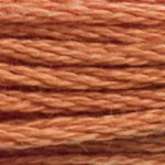 copper embroidery floss