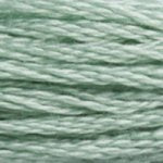 light green gray embroidery floss