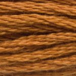 brown embroidery floss