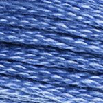 blue embroidery floss