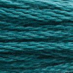 blue green embroidery floss