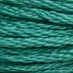 emerald embroidery floss