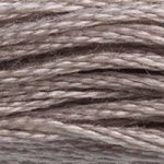 gray embroidery floss