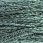 green gray embroidery floss