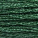 dark green embroidery floss