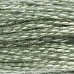 light gray embroidery floss