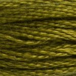 dark olive embroidery floss