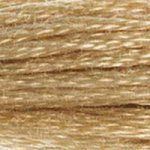 light brown embroidery floss