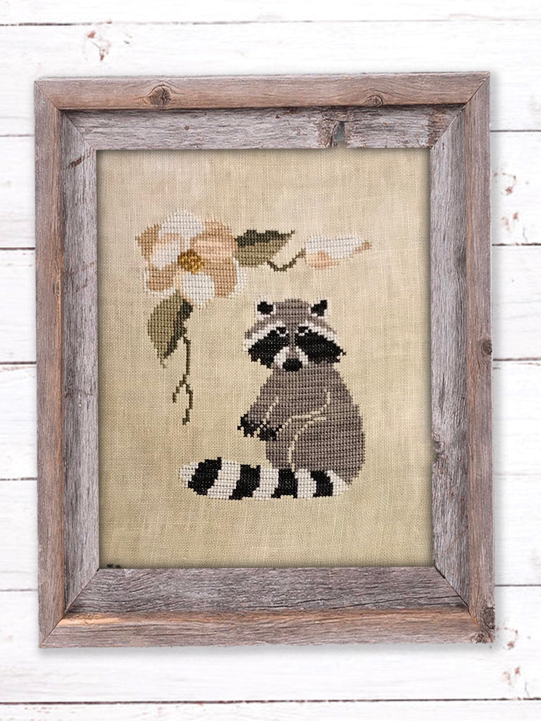 Magnolia Raccoon