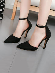 Fashion Pointed Shallow Mouth High Heels