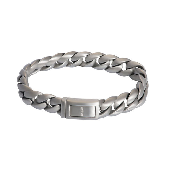 Bracelet Indonesia Argent Mat - iXXXi Men