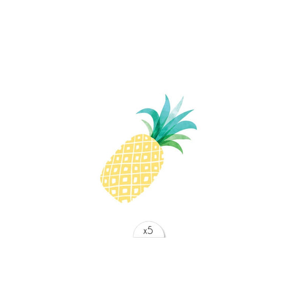 Tattoo Ananas