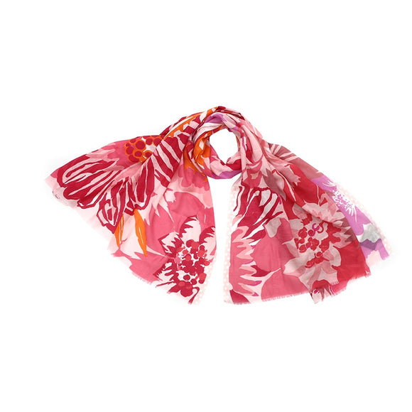 Foulard/Paréo Pedalo Rose - Lobster