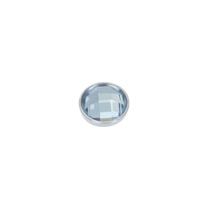 Top Part Facet Light Saphire Argent - iXXXi