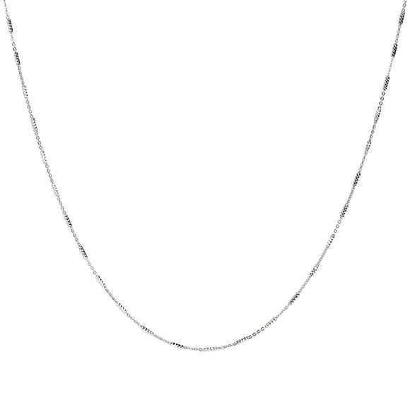 Collier Such A Perfect Day Shiny Argent - Bianca