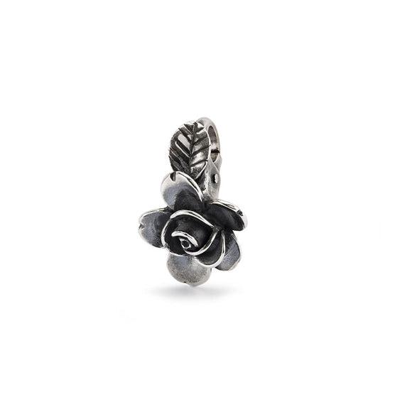 Rose of Beauty Pendant en argent - Trollbeads