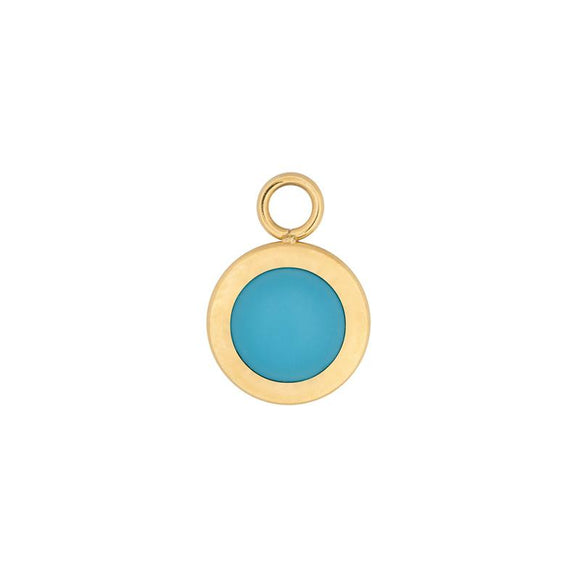 Charm Turquoise Mat Or - iXXXi