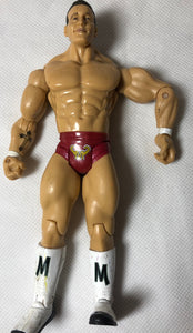 Chris Masters WWE Wrestling Action Figure 2006 Ruthless Aggression Series 20 by Jakks - Demize Collectibles LTD