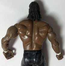 Load image into Gallery viewer, Elijah Burke WWE Wrestling Figure 2003 by Jakks pacific - Demize Collectibles LTD