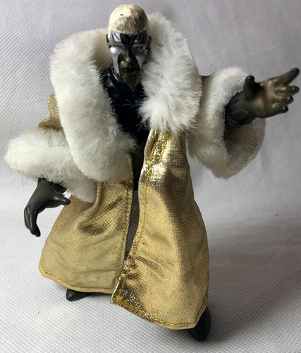GOLDDUST Wwe Wwf Wrestling Figure Jakks Titan Tron (With Robe) - Demize Collectibles LTD