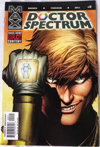 Doctor Spectrum #2 - Demize Collectibles LTD