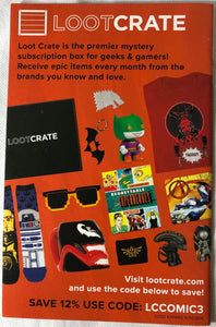 4001AD #1 Loot Crate Exclusive - Demize Collectibles LTD