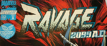 Load image into Gallery viewer, Ravage 2099 A.D. #32 - Demize Collectibles LTD