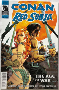 Conan Red Sonja #3 - Demize Collectibles LTD