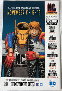 Young Animal #1 - Demize Collectibles LTD