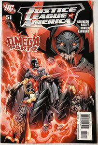 Justice League of America #51 Omega Part 2 - Demize Collectibles LTD