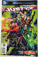 Load image into Gallery viewer, Justice League #7 The New 52! - Demize Collectibles LTD