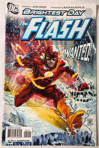 The Flash #2 Brightest Day - Demize Collectibles LTD
