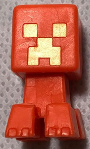 Creeper with Battle Damage Mini Series Minecraft - Demize Collectibles LTD