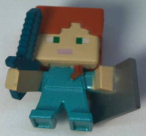 Diamond Alex Mini Series Minecraft - Demize Collectibles LTD