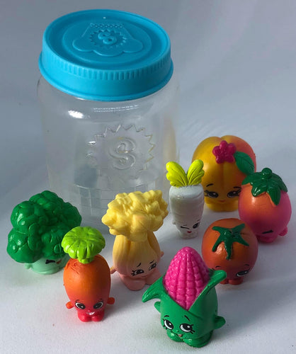 Shopkins Fruit & Veg Set - Demize Collectibles LTD