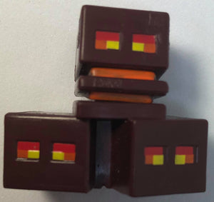 Magma Cubes Mini Series Minecraft - Demize Collectibles LTD