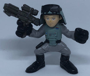 "Star Wars 2007 Fleet Officer 2"" Figure - Demize Collectibles LTD"