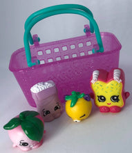 Load image into Gallery viewer, Shopkins Mixed Basket Set - Demize Collectibles LTD