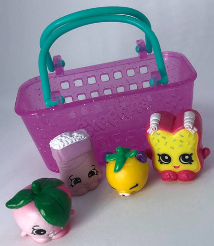 Shopkins Mixed Basket Set - Demize Collectibles LTD